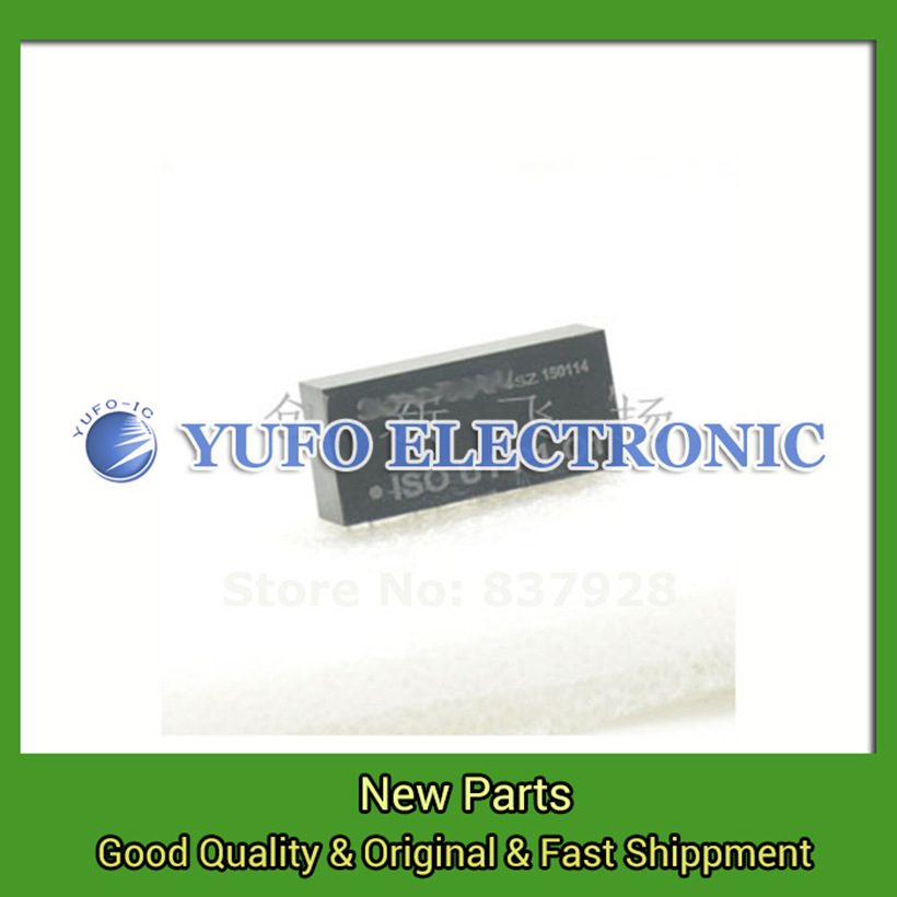 Free Shipping 1PCS ISO U1-P1-O1 proxy rail signal 4-20mA two-wire isolator