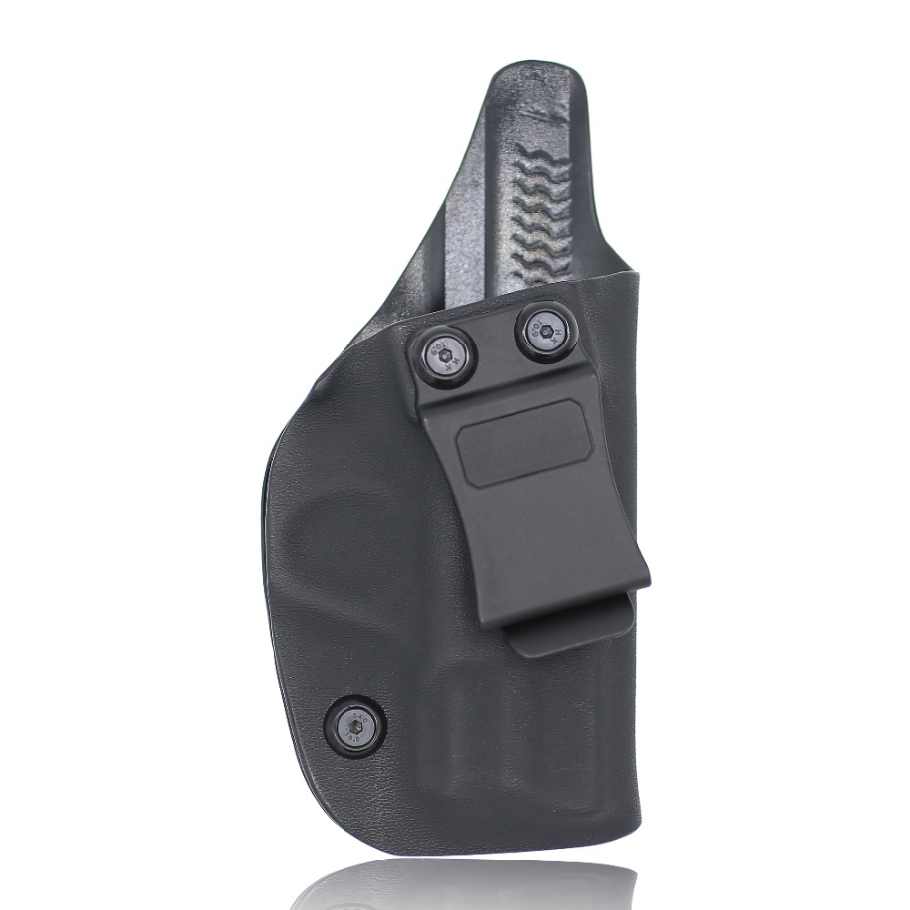 Sports & Entertainment Supply Manufacturer Iwb Kydex Gun Holster For Smith&wesson M&p Sheild Wholesale Us Made Good Companions For Children As Well As Adults