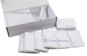 Image 3 - EM4100 EM4102 RFID 125KHz Waterproof הקרבה דלת כניסת בקרת גישה עובדים מזהה כרטיסי EM כרטיס חכם כרטיס