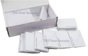 Image 3 - Em4100 em4102 rfid 125 khz de proximidade à prova dwaterproof água porta controle entrada acesso funcionários cartões identificação em cartão inteligente
