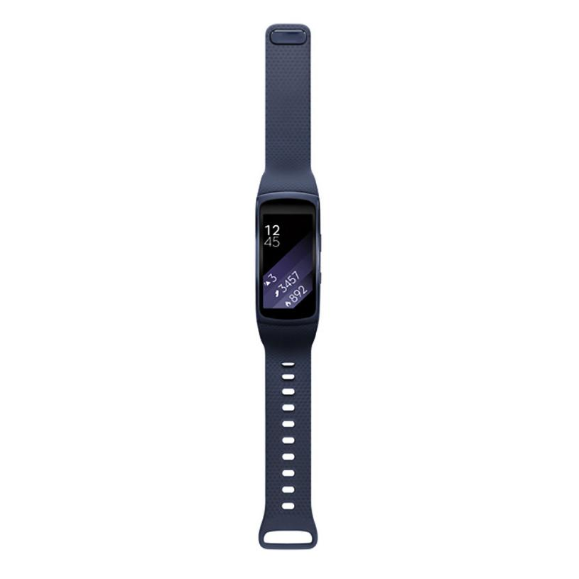Splendid Luxury Silicone Watch Replacement Band Strap For Samsung Gear Fit 2 SM-R360 Wristband