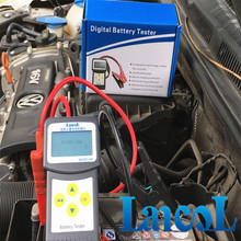 Lancol MICRO 200 12V רכב סוללה בודק חדש 30 200Ah רכב הסוללה Analyzer עם USB עבור הדפסה סוללה מדידה יחידה