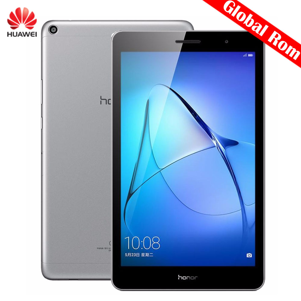 Original Huawei MediaPad T3 KOB-W09 Tablet PC 8 zoll 2 GB 16 GB EMUI 5,1 OS Qualcomm SnapDragon 425 Quad Core 4x1,4 GHz tabletten