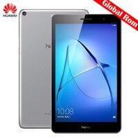 Orijinal Huawei MediaPad T3 KOB-W09 Tablet PC 8 inç 2 GB 16 GB EMUI 5.1 IŞLETIM SISTEMI Qualcomm SnapDragon 425 Quad Core 4x1.4 GHz tabletler