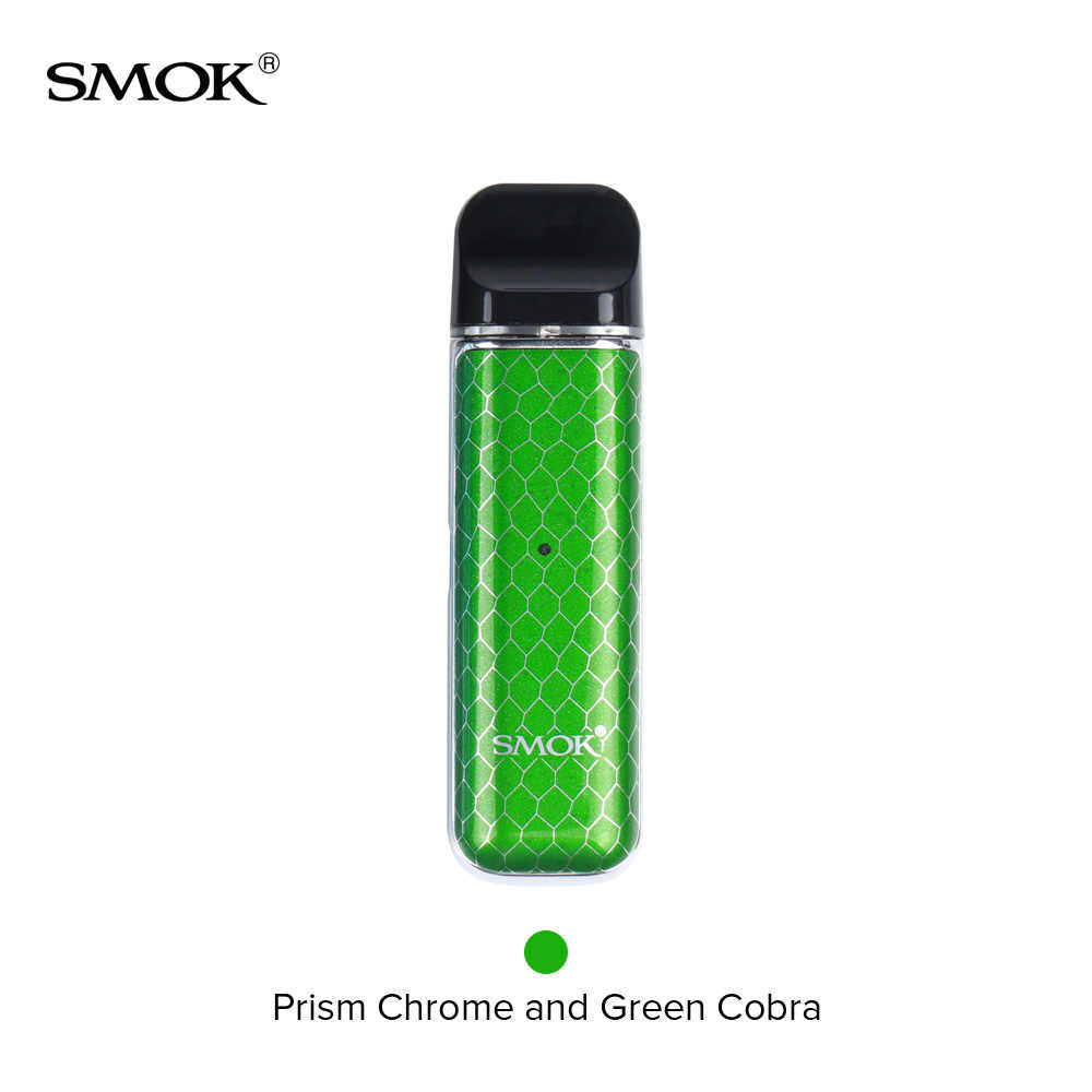 Original Smok Novo Kit Pod Starter Kit 450mah Built-in Battery SMOK Pod 2ml  Vape Pen Kit Electronic Cigarette Pod Vape Kit