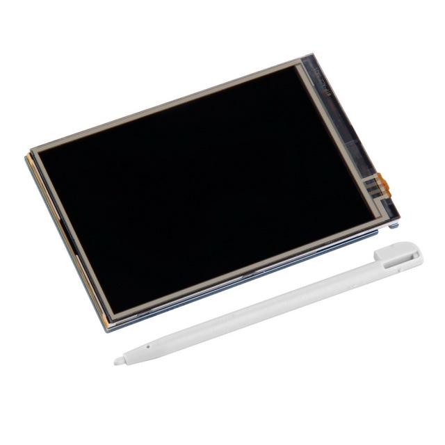 1pc 3.5 inch B/B + LCD Touch Screen Display Module 320 x 480 for Raspberry Pi V3.0  C1