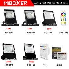 MiBOXER 10W/20W/30W/50W LED Outdoor Garden Light RGB+CCT P65 led Flood light IFUTT02/ FUTT03/ FUTT04 /FUTT05/FUTT06/FUT092/T4
