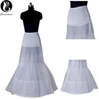 c5062bf51558 Hot Fashion Wedding Accessories Long Petticoats Wedding Dress Mermaid Jupon  Lycra Two Layers Of Steel Cerceau. Hot Moda Acessórios Do Casamento Anáguas  ...