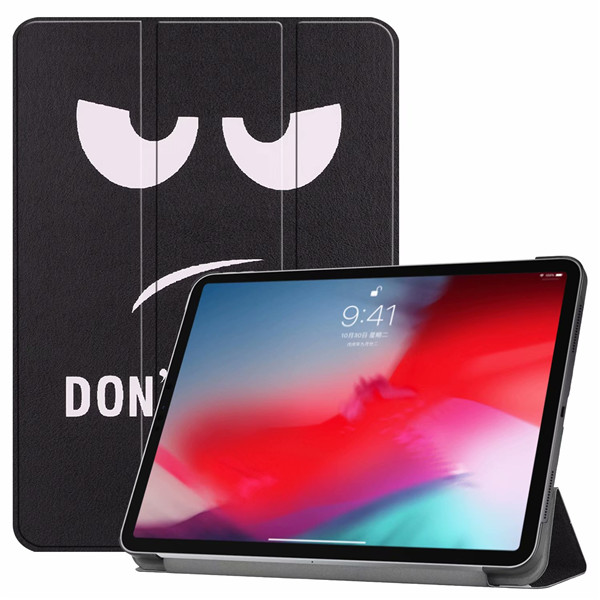 Don't touch iPad Pro3 11 2018 smart case with different patterns
