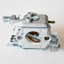 Carburador de motosierra, piezas de repuesto de sierra de cadena Walbro, para Partner 350 351