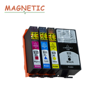 4pcs Ink Cartridge Compatible For HP Officejet 6000 6500 6500 Wireless 6500A 7000 7500 7500A For