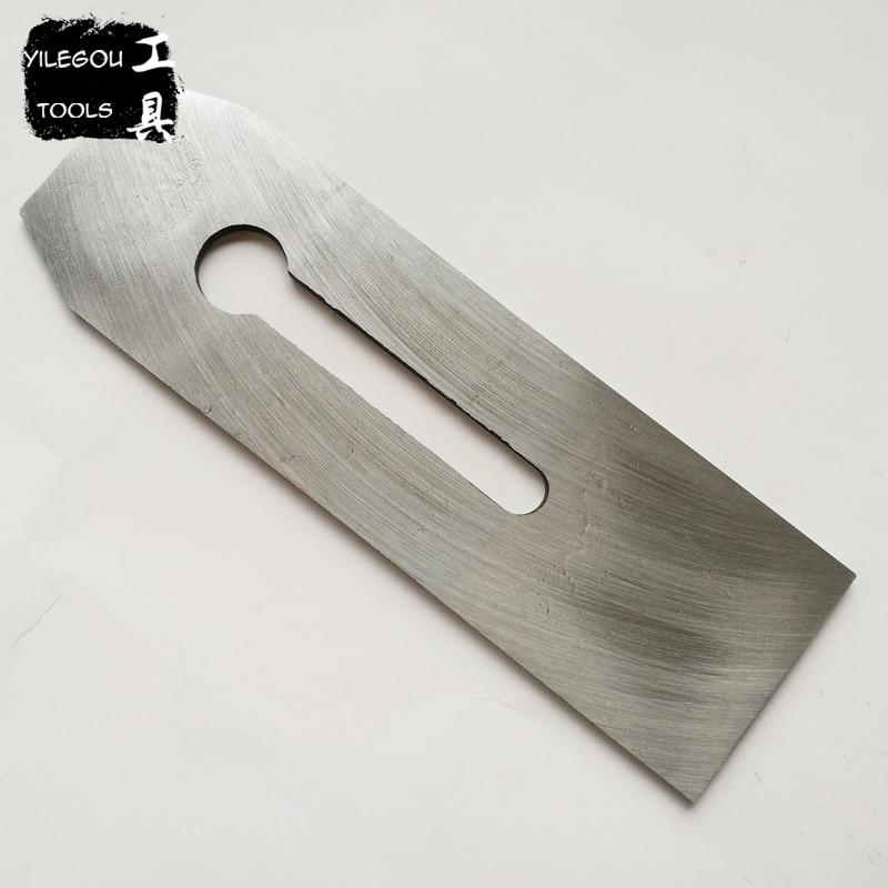 Free Shipping Hand Planer Blades 180*44*2.9mm HSS Planer Cutter (Width 38 44 51 57mm) Woodworking Planer Saw Blades 183*51*2.9mm