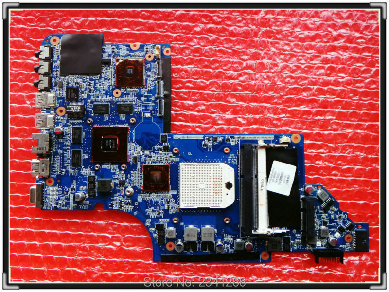 641576-001 for HP DV7 DV7-6000 laptop motherboard HD6650/1G RS880MD chipset HD6650/1G free shipping 100% tested 641576 001 board for hp pavilion dv7 dv7 6000 laptop motherboard with for amd rs880md chipset hd665