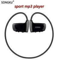 SONGKU W262 16GB Mp3 Player Sport MP3 Music Player Earphone Headphone Mp3 Player