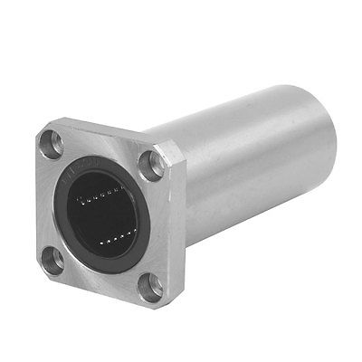 LMK30LUU 30mm Inner Dia Square Flange Mount Linear Motion Ball Bearing accutex lt103 diamond wire guide inner dia 0 155mm manual upper