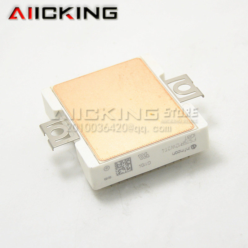 Image 2 - FS75R12W2T4 1/PCS New MODULE IGBT 75A 1200V-in Main Processors from Consumer Electronics