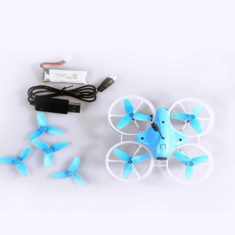 NEW free shipping CUAV  Mini FPV Racer RC Drone with HD 700TVL Camera and 2.4Ghz 8CH Remote Control  -  BLUE genuine fuji mini 8 camera fujifilm fuji instax mini 8 instant film photo camera 5 colors fujifilm mini films 3 inch photo paper