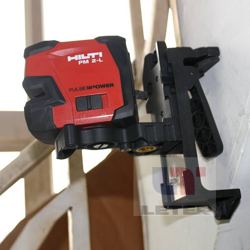 NEUE laser level PM 2 L Laser linie projektoren laser linie Enthalten drei stück halterung-in Lasernivellierer aus Werkzeug bei AliExpress - 11.11_Doppel-11Tag der Singles 1