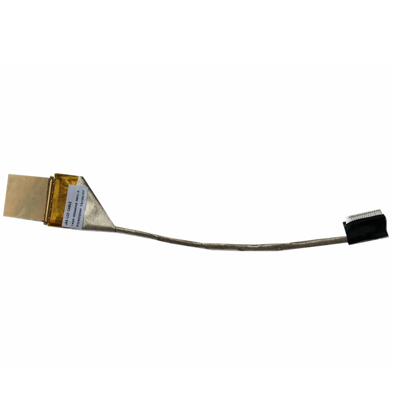WZSM NEW LCD Cable For ASUS K50 K50I K50IP K50IL K50AB P50IJ X8 X8A X8IN laptop LCD Video Cable P/N 1422-00G90AS free shipping new lcd cable for asus n53s n53j n53d n53sv n53 lcd video cable