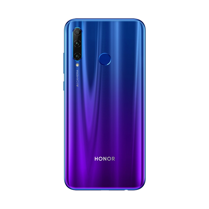 Global Version Honor 20 lite Mobile Phone 6.21 inch  Octa Core Face Fingerprint Unlock Smartphone Android 9.0 honor 20 i