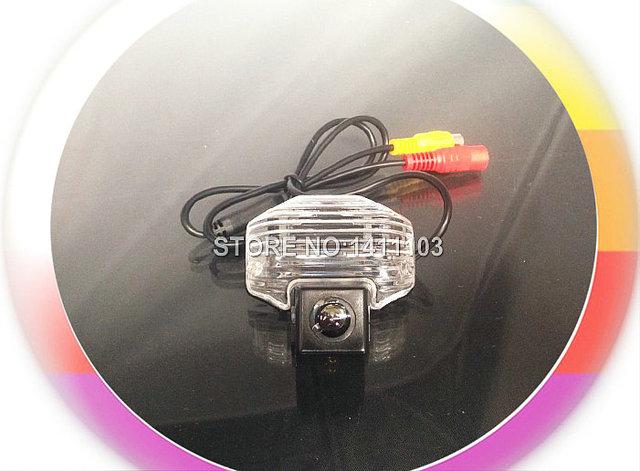 HD CCD câmera de visão Traseira para TOYOTA COROLLA 2014 CAR Rear view Estacionamento Câmera Colorida de Backup Do Reverso Do Carro Câmera À Prova D' Água