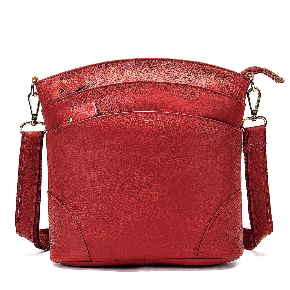 Shoulder Bag Small Lady Purses And Handbag Bag Women's Genuine Leather Bags Women Messenger/crossbody Bags For Women