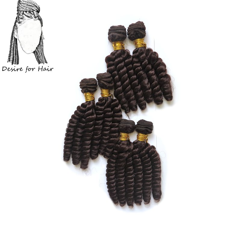 Weave Synthetic-Hair Heat-Resistant 6bundles Brown-Color Hair-1pack for 200g 6bundles/10inch-14inch/Heat-resistant/Synthetic-hair