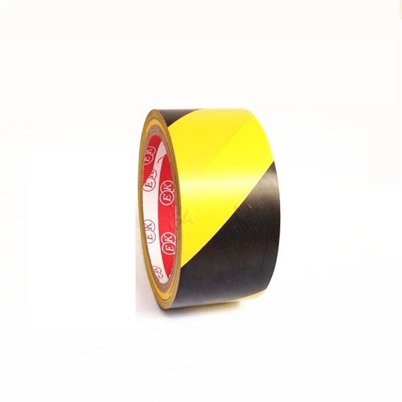 Warning Wear Waterproof Tape PVC Floor Parking Llot Marking The Fire Zebra line 40MM * 17M multi color 1 roll 20m marking tape 100mm adhesive tape warning marker pvc tape