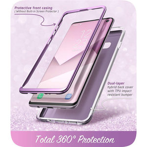 Image 5 - For Samsung Galaxy S10 Case 6.1 inch i Blason Cosmo Full Body Glitter Marble Bumper Cover Case WITHOUT Built in Screen Protector