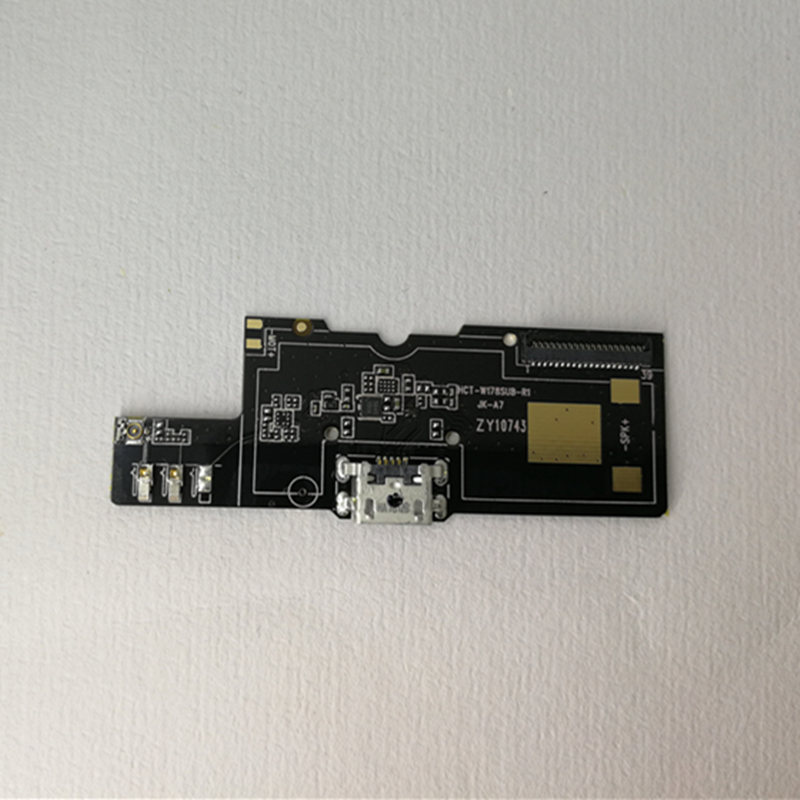 For Blackview A7 USB Plug Charge Board Connector USB Charger Plug Board Module For Blackview A7 Pro Smartphone