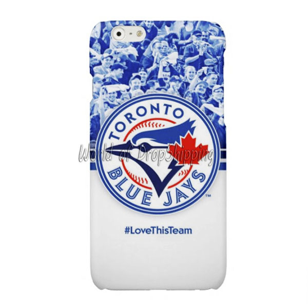 info for a9ede 0c4da US $9.88 |love Baseball Toronto Blue Jays team phone Cases Cover for iPhone  6 4 5 5C 6s plus For Samsung S3 S4 S5 S6 edge mini Note2 3 4 5 on ...