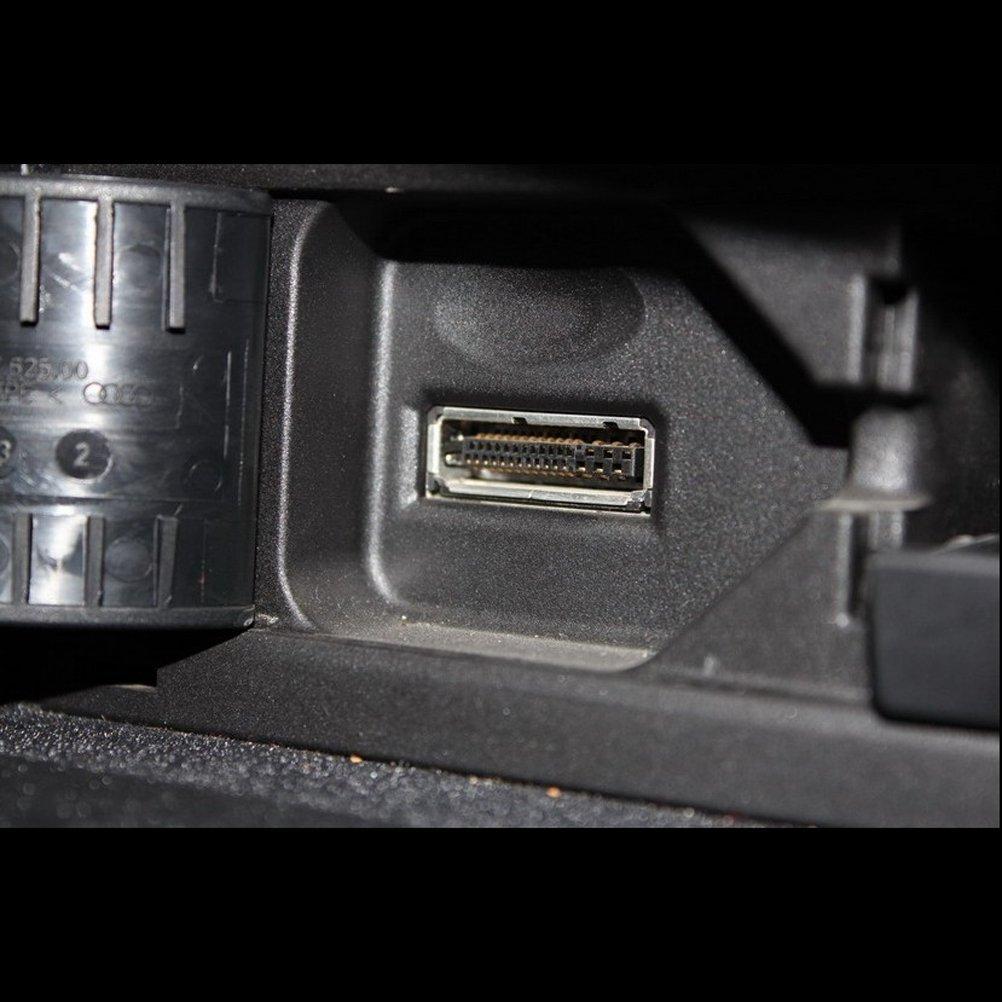 Auto AMI MMI Kabel AUX Kabel kompatibel f/ür iX 8 7 6s Plus f/ür Audi A4 A3 A4 A5 A6 A8 S4 Q5 Q7 TT VW Jetta GTI GLI Passat CC Tigun
