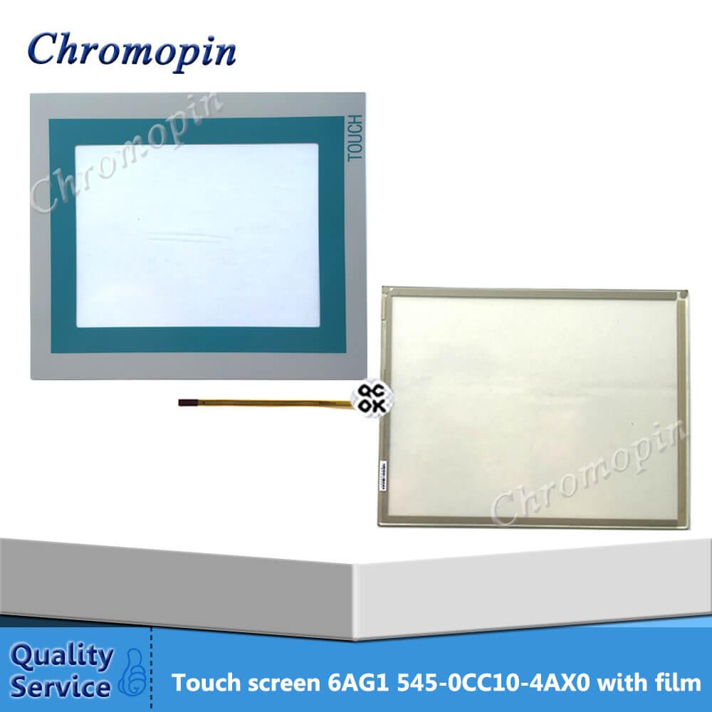 Touch panel for 6AG1545-0CC10-4AX0 6AG1 545-0CC10-4AX0 SIPLUS HMI TP270 10 with Protective filmTouch panel for 6AG1545-0CC10-4AX0 6AG1 545-0CC10-4AX0 SIPLUS HMI TP270 10 with Protective film