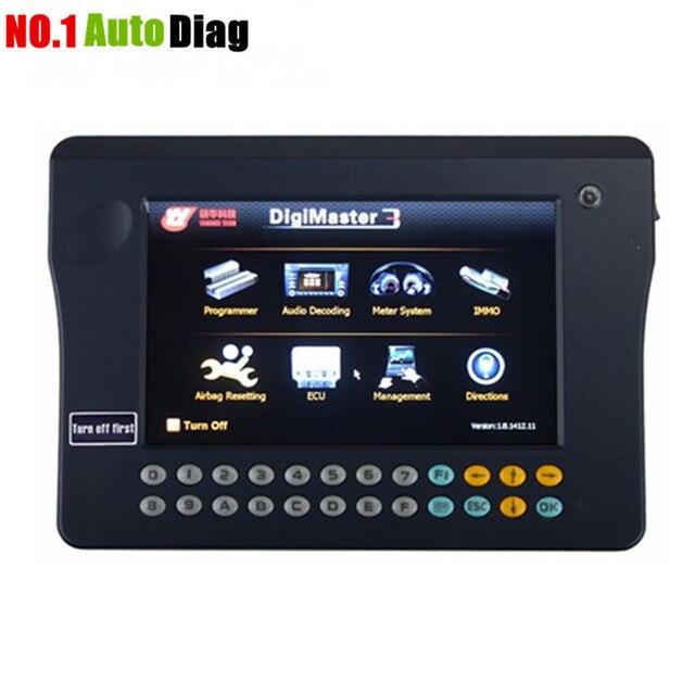 100% Original Digimaster 3 Odometer Correction Master No Token Limitation digimaster3 for auto Odometer/Audio/Airbag/ECU/Pin/key