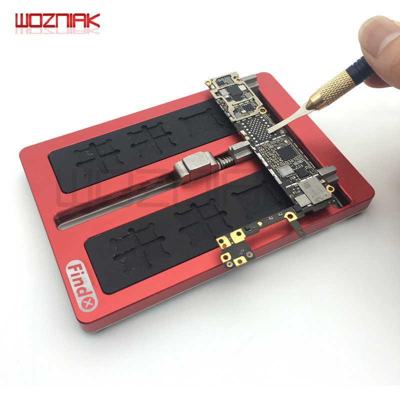 Wozniak placa base abrazaderas alta temperatura placa lógica ...