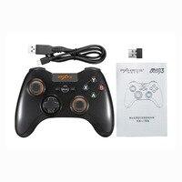 PXN 2.4G Dual Vibración Gamepad Inalámbrico Para PS3 Consola de Juegos Joystick Controller Para PC Para Andriod Apoyo Xin/Dinput 9603
