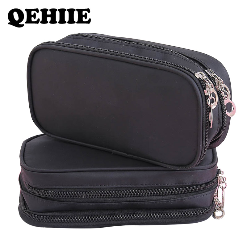 Case Cosmetic-Bag Beautician-Storage-Bag Nylon Travel Large-Capacity Brand-Organizer