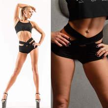 JAYCOSIN пикантные женские спортивные шорты для женщин Повседневное тренировки Горячие Фитнес Спорт бег спортивные короткие штаны Szorty Damskie