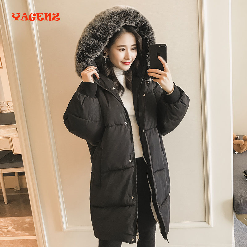 Fur Collar big size winter Parkas women long warm outerwear womens coat parkas Nagymaros collar loose big yards thick cotton female rabbit raccoon fur coat and long sections nagymaros collar coat 2014 new winter fur clothes big yards free shipping