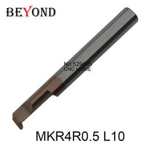 Image 2 - MKR MKR4R0.5 MKR4R0.75 L10 MKR5R0.5 MKR5R0.75 MKR5R1.0 L15 MKR6R0.5 MKR6R0.75 MKR6R1.0 L15 Milling Boring Cutter Catbide Tools