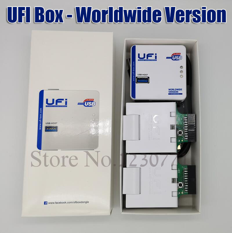 Bga254 2in1 Emmc/emcp Socket 2019 Ufi Box Worldwide Version And 169-fbga,153-fbga,162-fbga,186-fbga Bga221