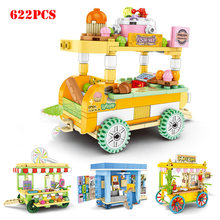 Toys And Colors Fast Food