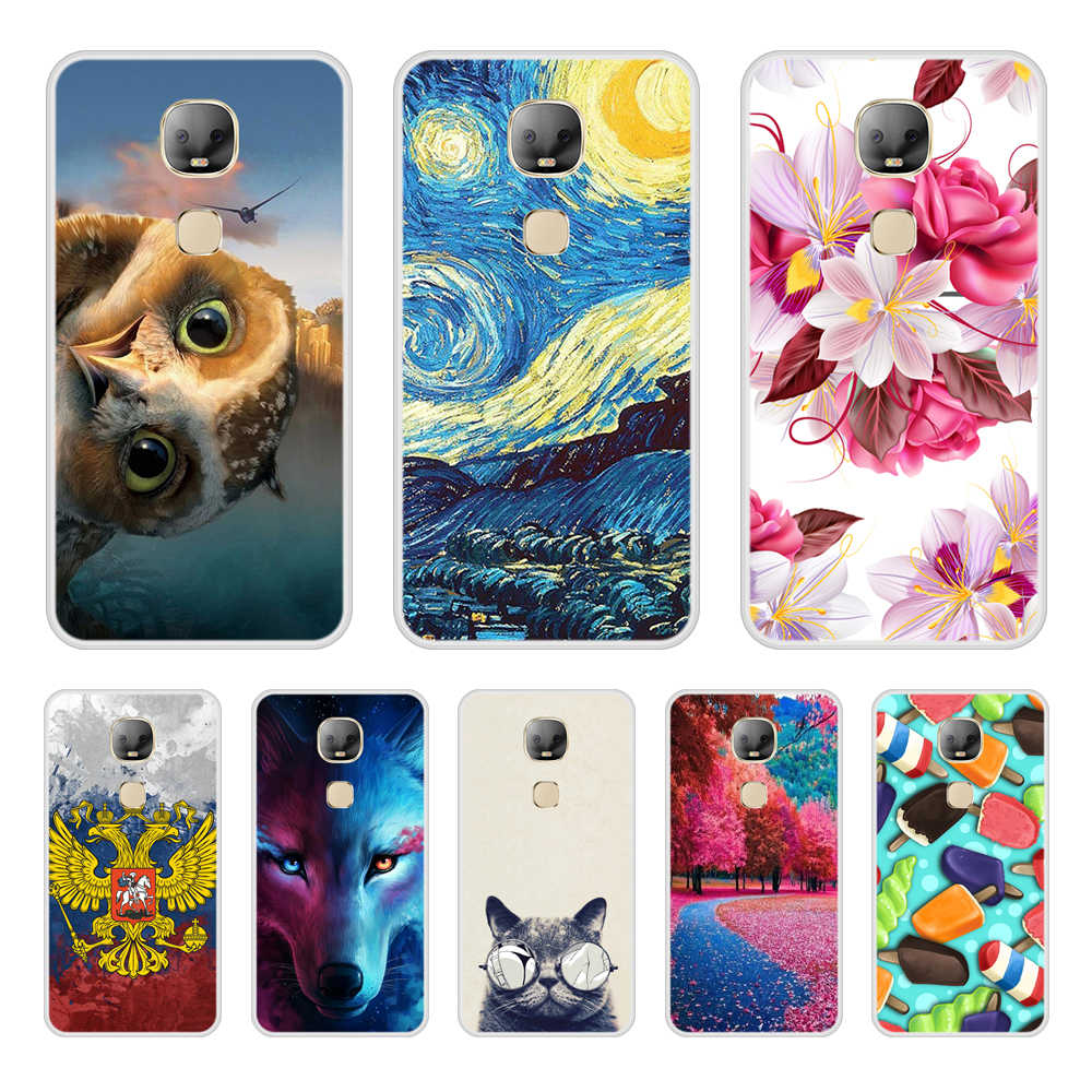 Case Cover For LeEco Le Pro3 Soft Silicone Cool Patterned Printing For LeEco Le Pro 3 Phone Case