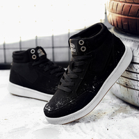 Plus Size 14 15 Mens Winter Snow Shoes High Top Casual Sneakers Man Plush Keep Warm Suede Shoes Chaussures Homme Luxury Hot Sell