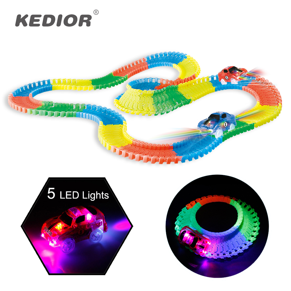 Car-Race-Track-Hot-Wheels-Bend-Flex-Glow-in-the-Dark-DIY-Assembly-Toy-Children-Plastic-Race-Track-Toy-Car-with-5-LED-Lights-1