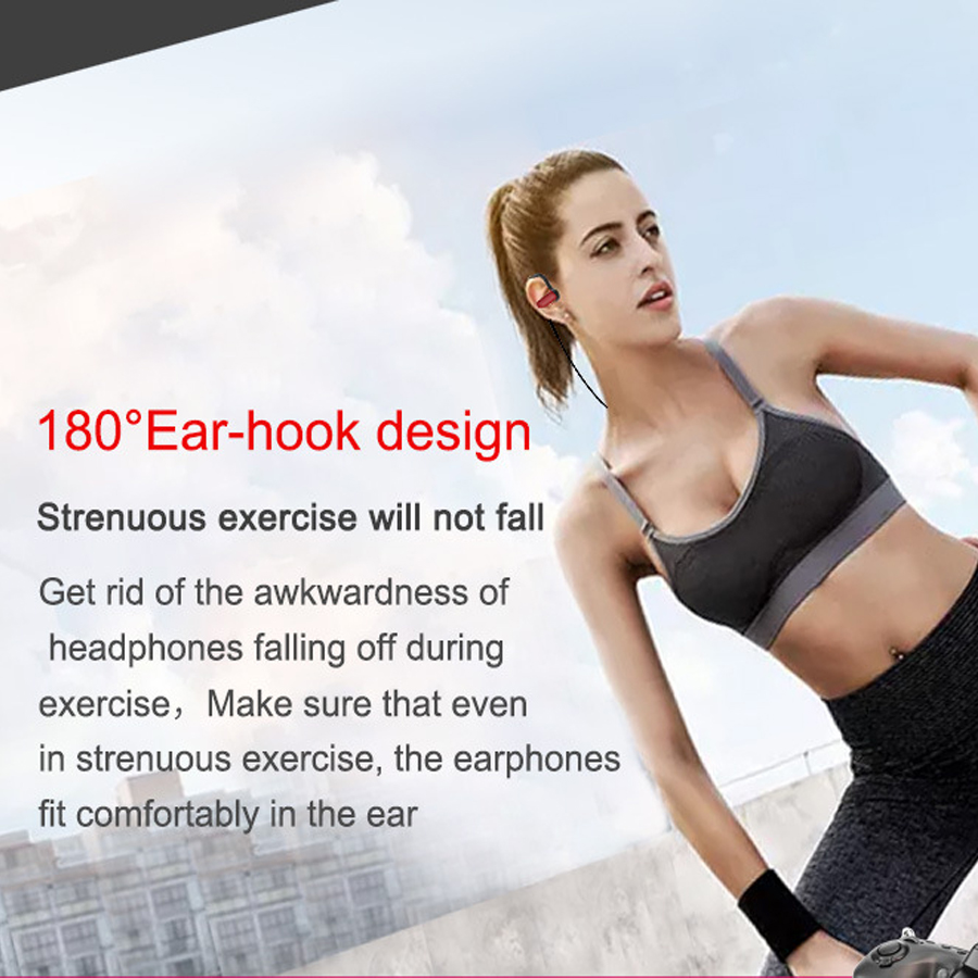 New Stereo Wireless Bluetooth Headphone Earphone With Mic Ecouteur Blutooth Headset Fone de ouvido For Mobile Phone audifonos