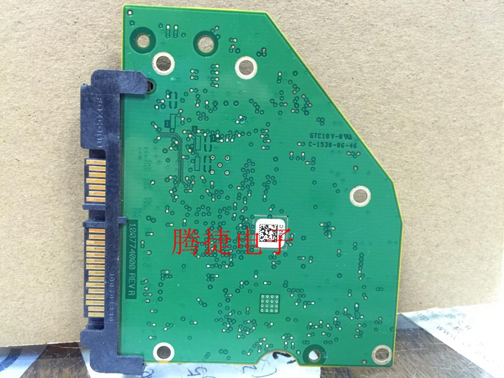 hard drive parts PCB logic board printed circuit board 100774000 for Seagate 3.5 SATA hdd data recovery ST1000DM003