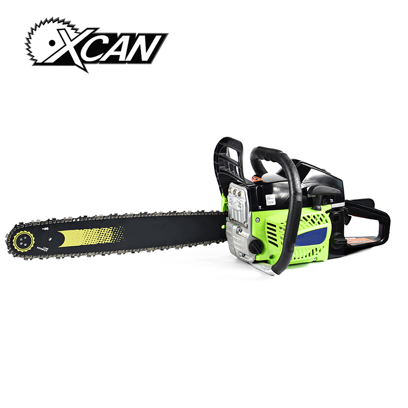 Xcan! 59CC professional wood cutter chain saw elactricity chain saw for wood cutting