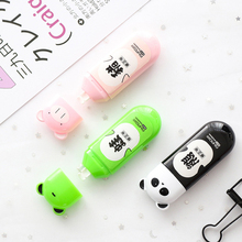 Cute animal correction tape 5mm*3m Kawaii school supplies office shuttle fish students Correction stationery