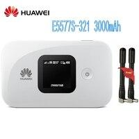 Unlocked Huawei E5577 e5577s 321 pius 4g antenna LTE 4g router hauwei pocket wifi 4g hotspot 3000Mah Battery lte router